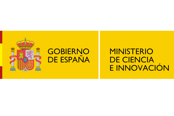 Ministry of Science and Innovation. Spanish Government.