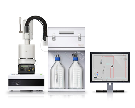 fast gel permeation chromatography for quality control
