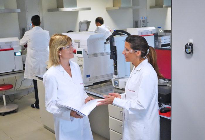 polyolefin laboratory located in valencia