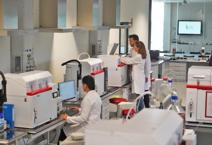 over twenty five years of expertise in polyolefin analysis at the laboratory