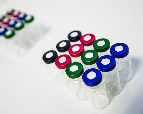 GPC/SEC Polystyrene Kit (ready for calibration, a pack of 5 x 4 vials)