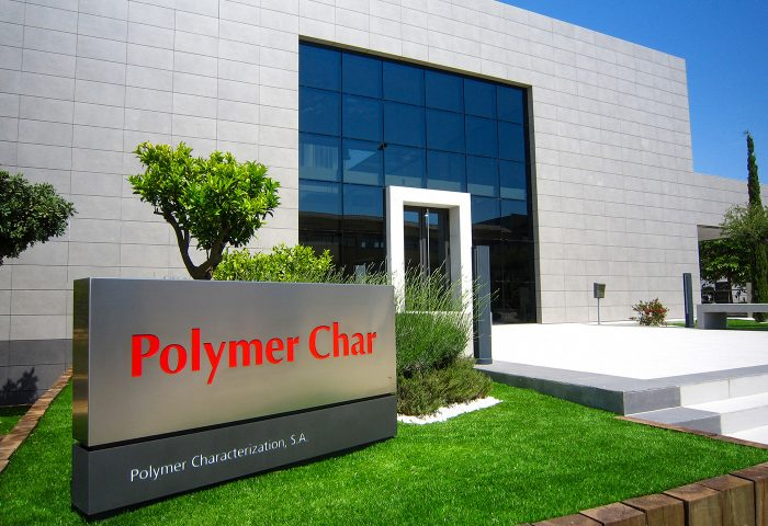 polymer char building front