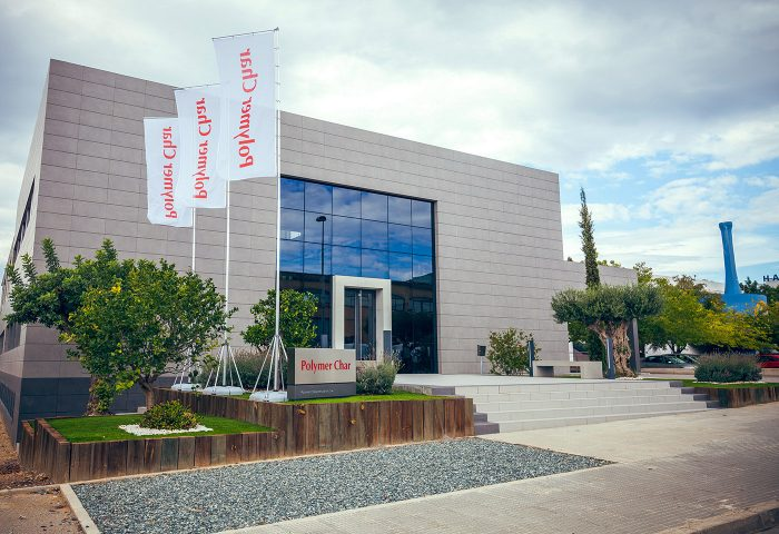 polymer char headquarters in the valencia technology park in paterna, spain